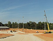 Fort Mill Middle School Baseball Field